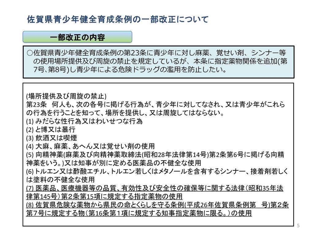 知事指定薬物を新規指定|東京都 - metro.tokyo.jp