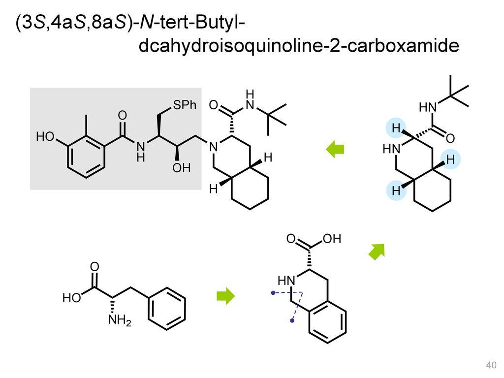 (3S,4aS,8aS)-N-tert-Butyl- dcahydroisoquinoline-2-carboxamide