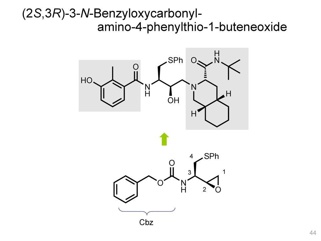 (2S,3R)-3-N-Benzyloxycarbonyl- amino-4-phenylthio-1-buteneoxide