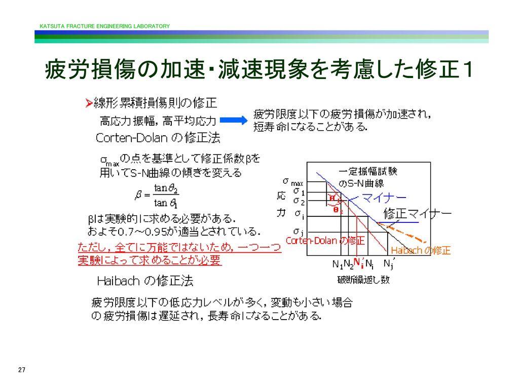 KATSUTA FRACTURE ENGINEERING LABORATORY