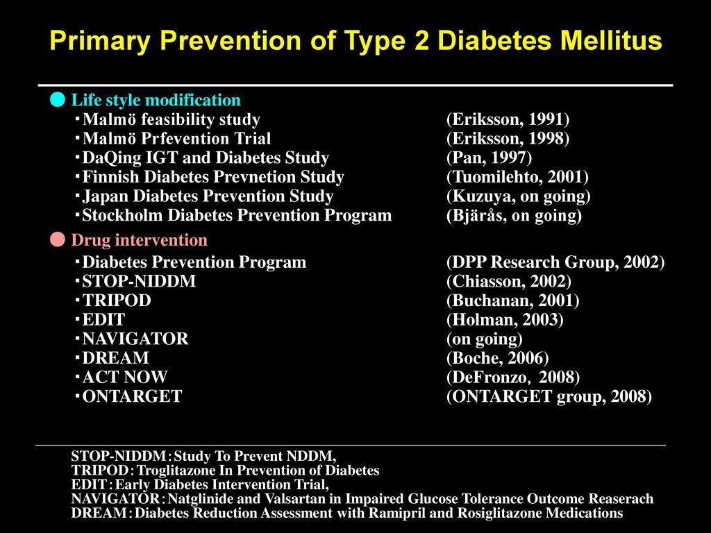 DREAM: Rosiglitazone Effective in Preventing Diabetes