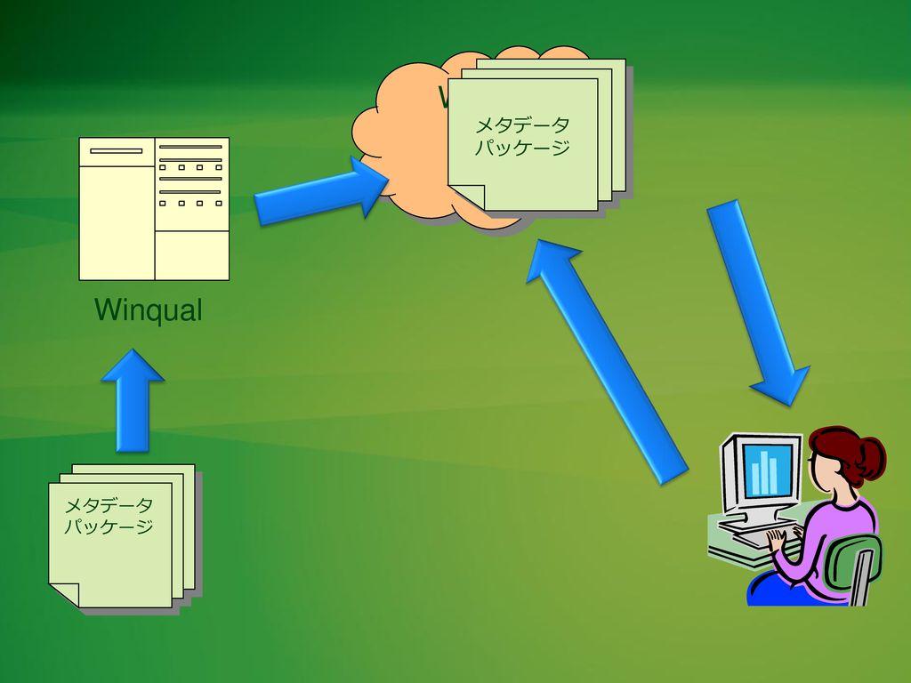 WIMS メタデータ パッケージ Winqual メタデータ パッケージ