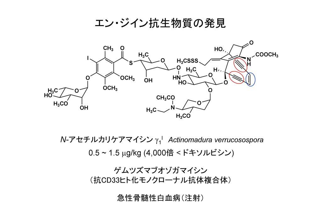 (抗CD33ヒト化モノクローナル抗体複合体)