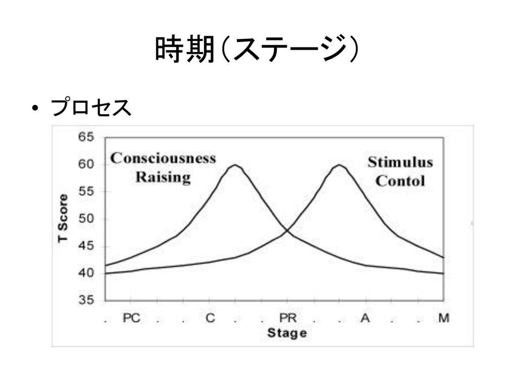 時期(ステージ) プロセス