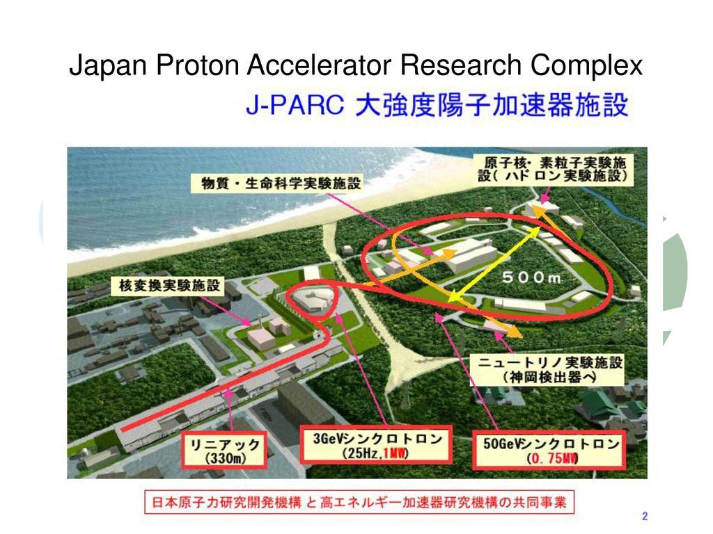 Japan Proton Accelerator Research Complex