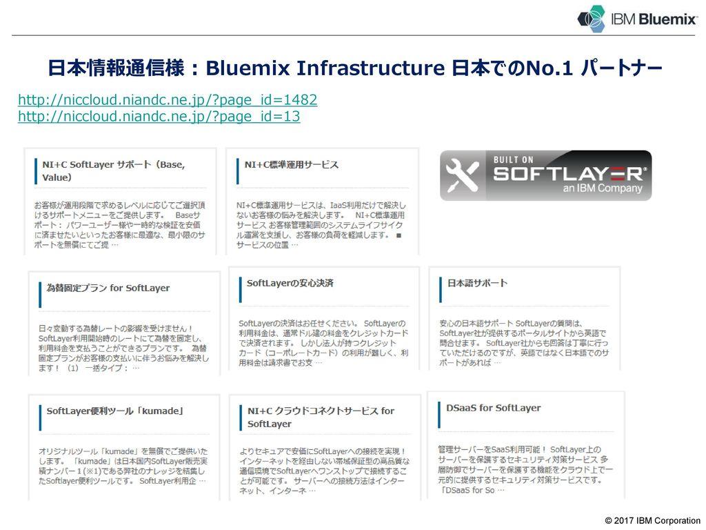 事例 - エイチーム様 新グローバル・ゲームインフラ基盤に Bluemix Infrastructureを採用