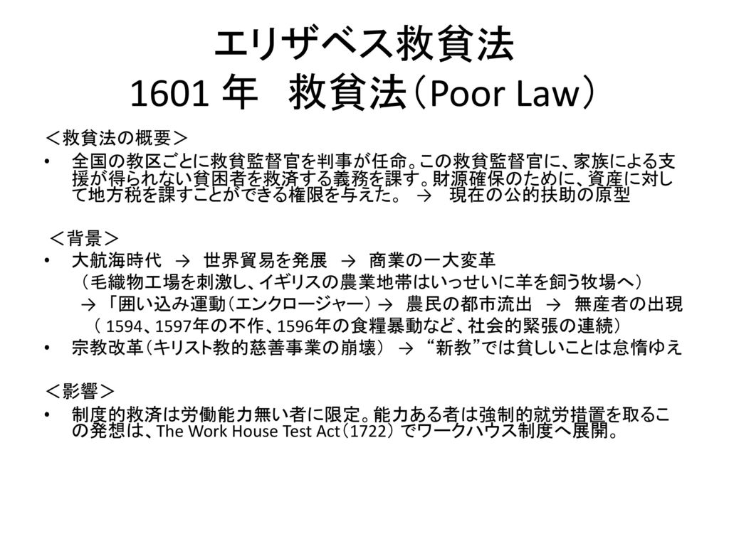 所得保障の経済学 救貧から防貧...