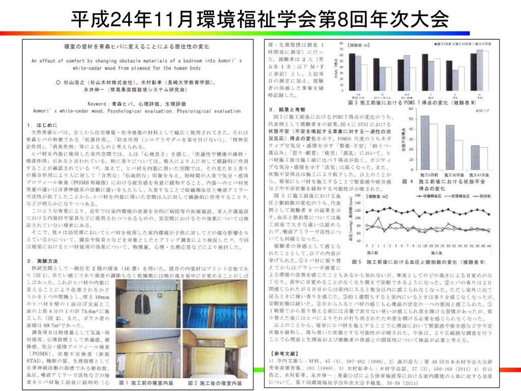 大学との研究・学会発表等 月(...