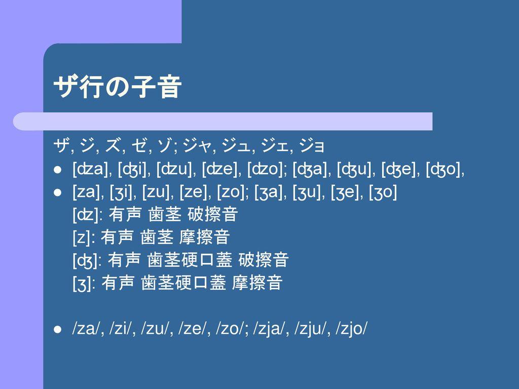 日本語を考える Introduction to...