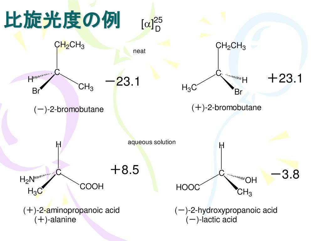 2 有機化合物の立体構造 P ppt d...