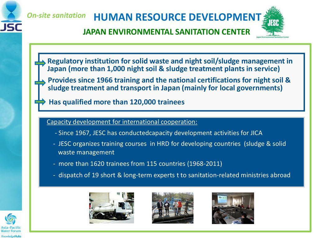 Fecal Sludge Management Sustainable Development - ppt download