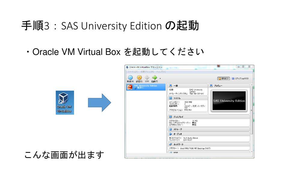 SAS University Edition 導入のすすめ - ppt download