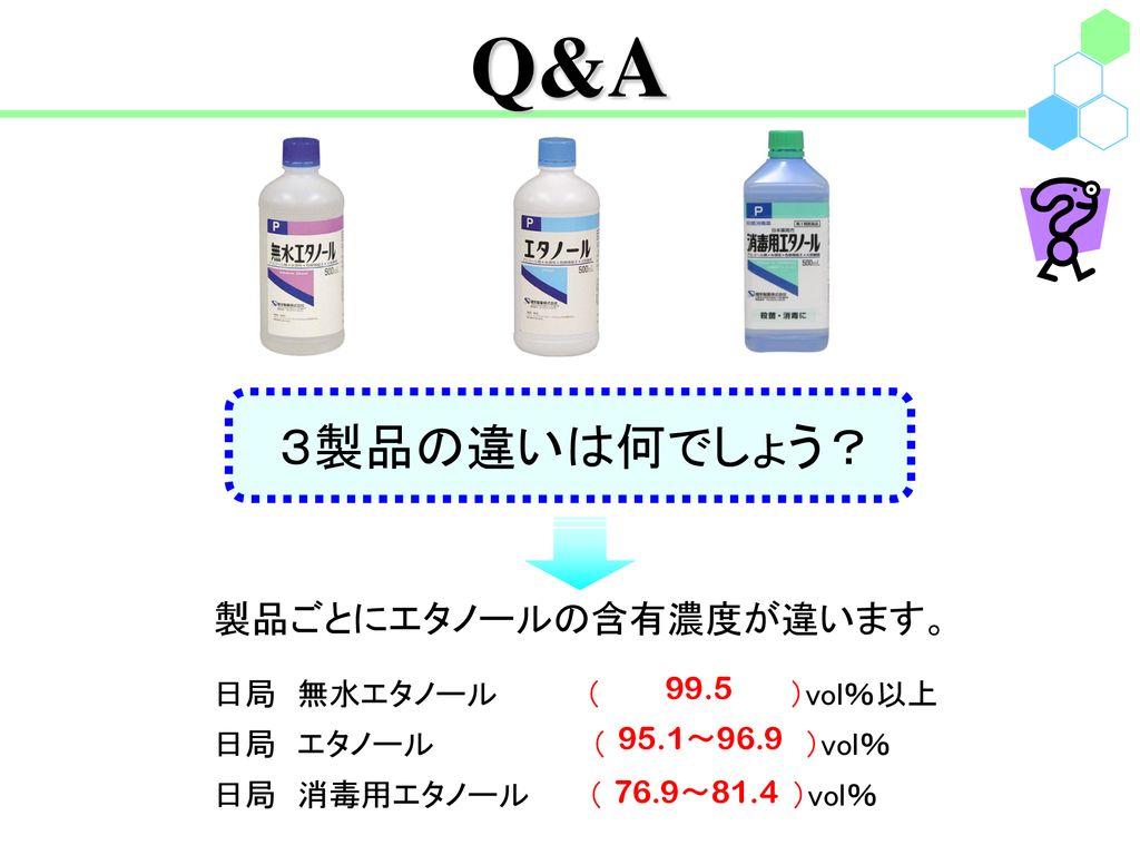 オキシドール と エタノール の 違い オキシドールとエタノールの違いとは?それぞれの効果的な使用方法!